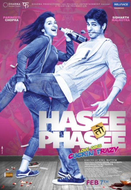 Hasee Toh Phasee Movie Online