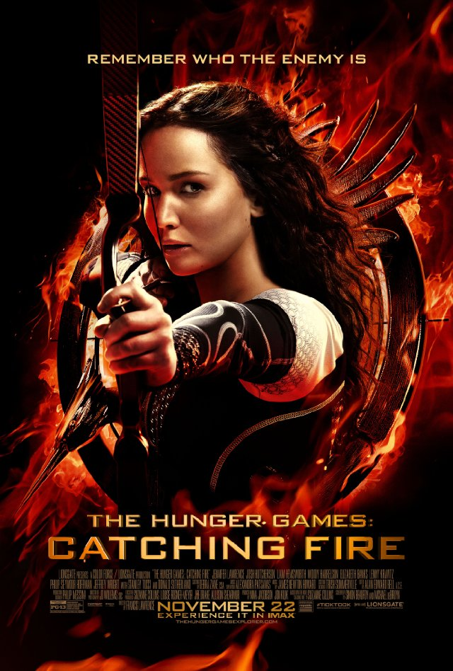 Watch The Hunger Games: Catching Fire Full Movie Online Stream